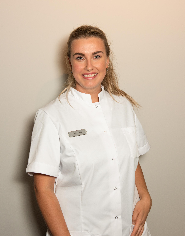 Huidtherapeute Sophie van Leen